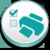 Icona App Shared Folder Print